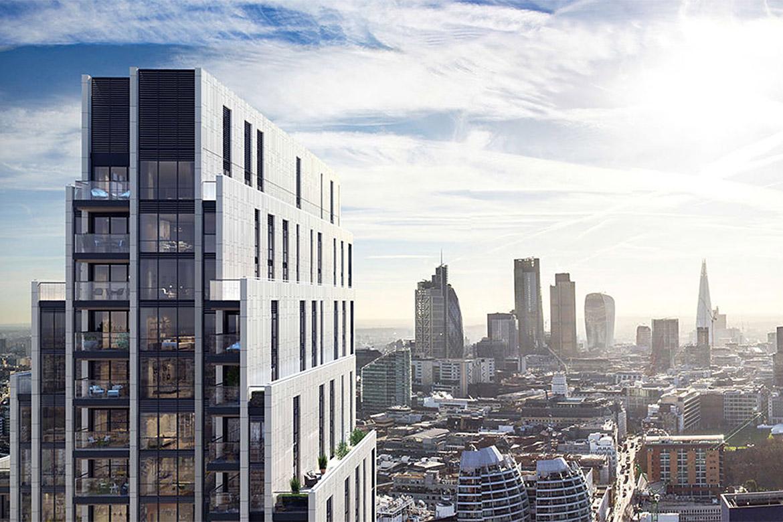 """伦敦科技城Tech City""""硅谷区""""高科港"""