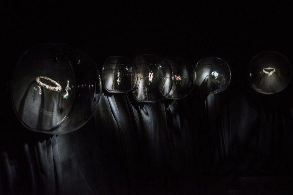 CINDY CHAO 艺术珠宝华丽登场巴黎古董双年展