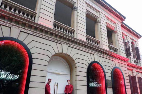 卡地亚全新Cartier Magicien高级珠宝展在上海外滩源壹号举行