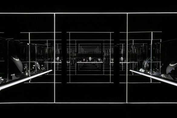 """卡地亚全新Cartier Magicien高级珠宝展——""""造型魔法""""主题展区"""