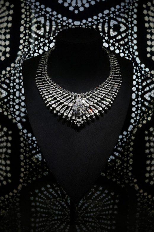 Cartier Magicien系列高级珠宝Étourdissant项链
